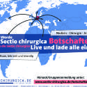 Sectio chirurgica Botschafter