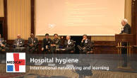 Hospital hygiene - international networking and learning