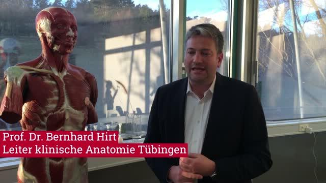 Prof. Dr. Bernhard Hirt zum Thema: Bessere Noten dank der Sectio ...