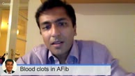 Blood clots in Afib - why they happen