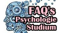 FAQs zum Thema Psychologiestudium