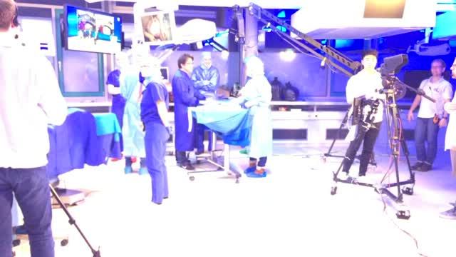 Sectio chirurgica: Hinter den Kulissen - DocCheck Community ...
