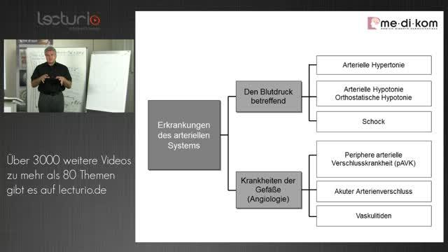 Das arterielle System - DocCheck TV
