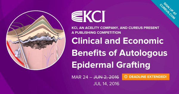 Wettbewerb: Clinical and Economic Benefits of Autologous Epidermal Grafting