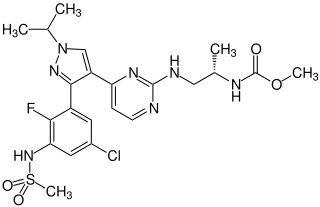 Encorafenib