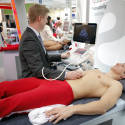 Ultrasound device (demonstration) - Sonography