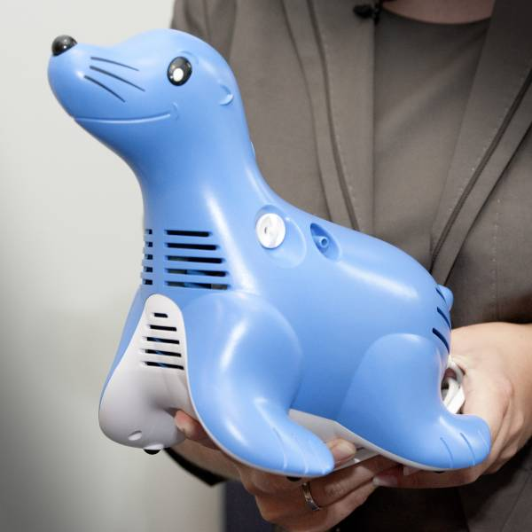 Sami the seal by Philips Respironics