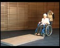 Hilfsmittel Rollstuhl