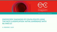 03.2015 Endoscopic diagnosis of colon polyps using the NICE classification