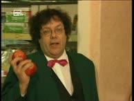 Nothnagels Nahrungssuche: Äpfel und Nüsse
