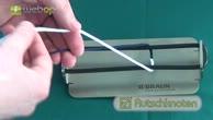 Naht- und Knotentechnik: Rutschknoten