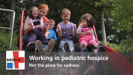 Working in pediatric hospice - not the place for sadness