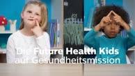 Elektrische Zahnseide und Wackelzähne: Zahngesundheit bei den Future Health Kids