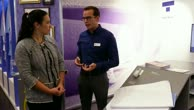 Innovationen in der Pflege auf der Medica 2017 mit Dr.Christina Banner