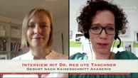 Wunschgeburt nach Kaiserschnitt- Interview mit Dr. Ute Taschner