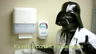 Doc Vader On Hand Hygiene by ZDoggMD