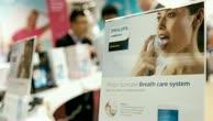 Einzigartiges Philips Sonicare Atem-Messgerät
