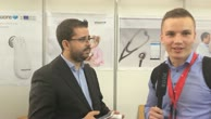 MEDICA: das smarte Stethoskop von ekuore