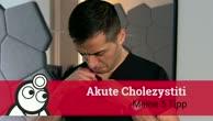Akute Cholezystitis: Meine 5 Tipps