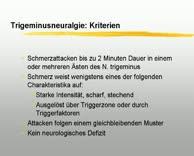 Cluster-Kopfschmerz Differentialdiagnose (2010)