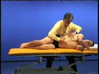 Strukturelle osteopathische Techniken- Abdomen