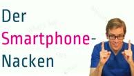 Die neue Volkskrankheit: Smartphone-Nacken