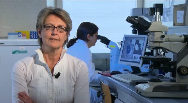 Sclérose en plaques – de la patience et un peu d'espoir