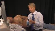 Rechtsparasternale Dopplerquantifizierung der Aortenstenose