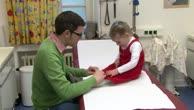Grundlagen klinischer Untersuchung (4) - Die Untersuchung des kindlichen Abdomens einschließlich Appendizitiszeichen