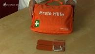 DocCheck Erste-Hilfe-Tasche