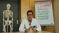 Neuropathische Schmerzen, Nervenschmerzen, Polyneuropathie: Kribbeln und Brennen in den Beinen