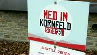 Med im Kornfeld 2019
