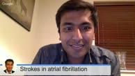 Strokes in atrial fibrillation