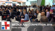 MEDICA App COMPETITION - and the winner is...