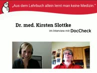 Die Community stellt sich vor | Dr. med. Kirsten Slottke