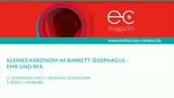 Karzinom im Barrett Ösophagus EMR und RFA