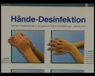 Hygienische Desinfektion
