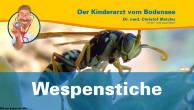Wespenstiche