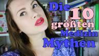 Top 10 der Medizin-Mythen