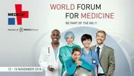 MEDICA 2018 – World Forum for Medicine