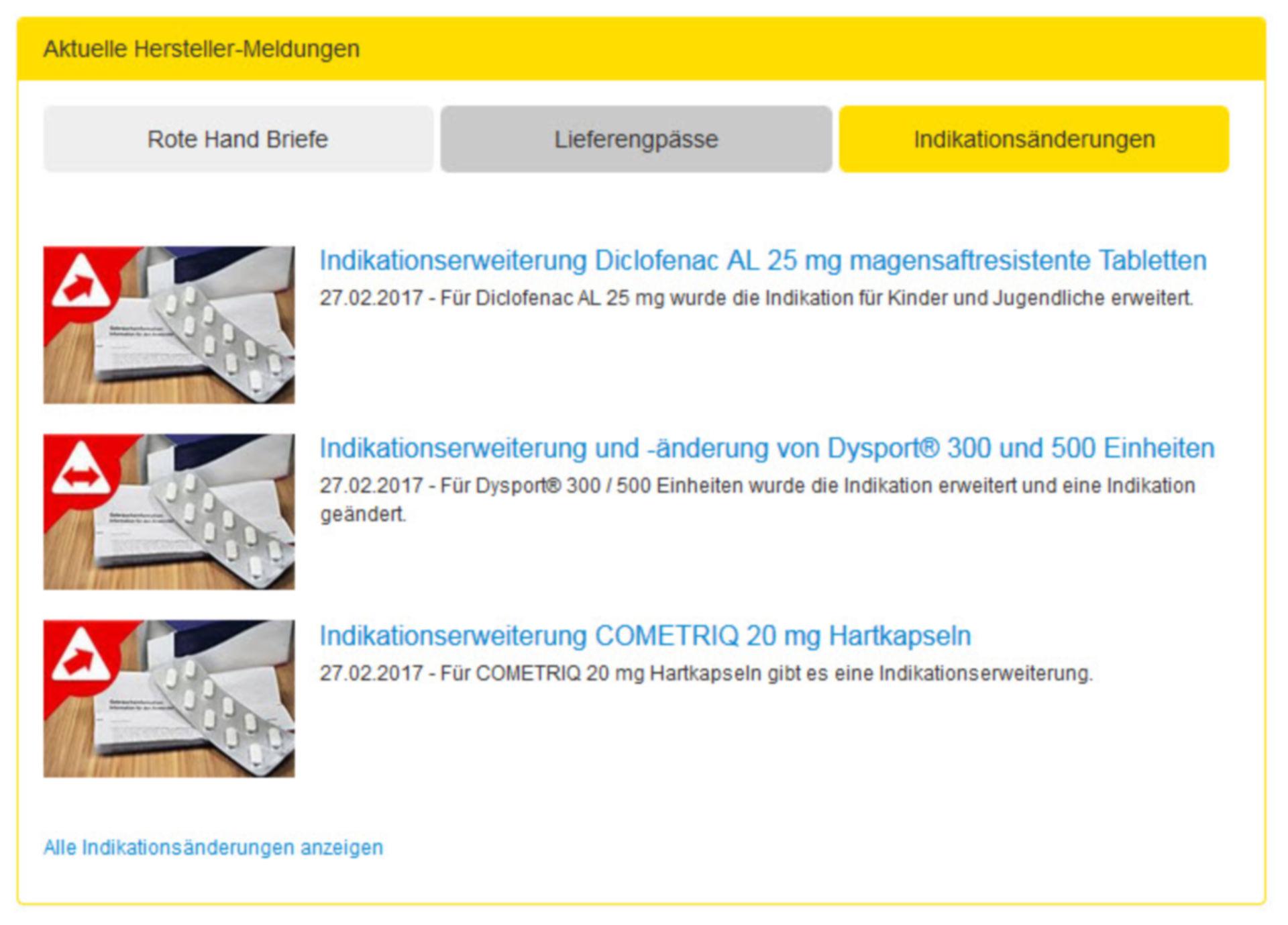Aktuelle Hersteller-Meldungen