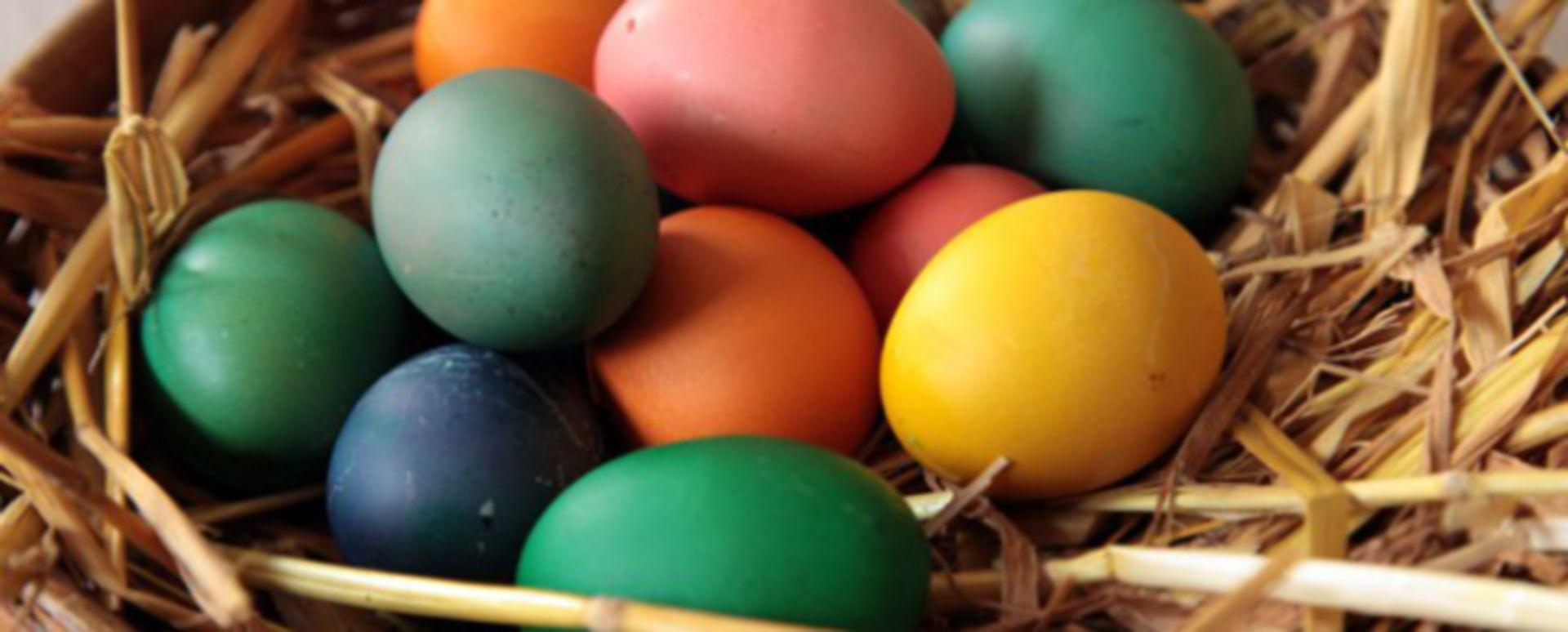 Dicke Eier Und Was Man Damit Tut