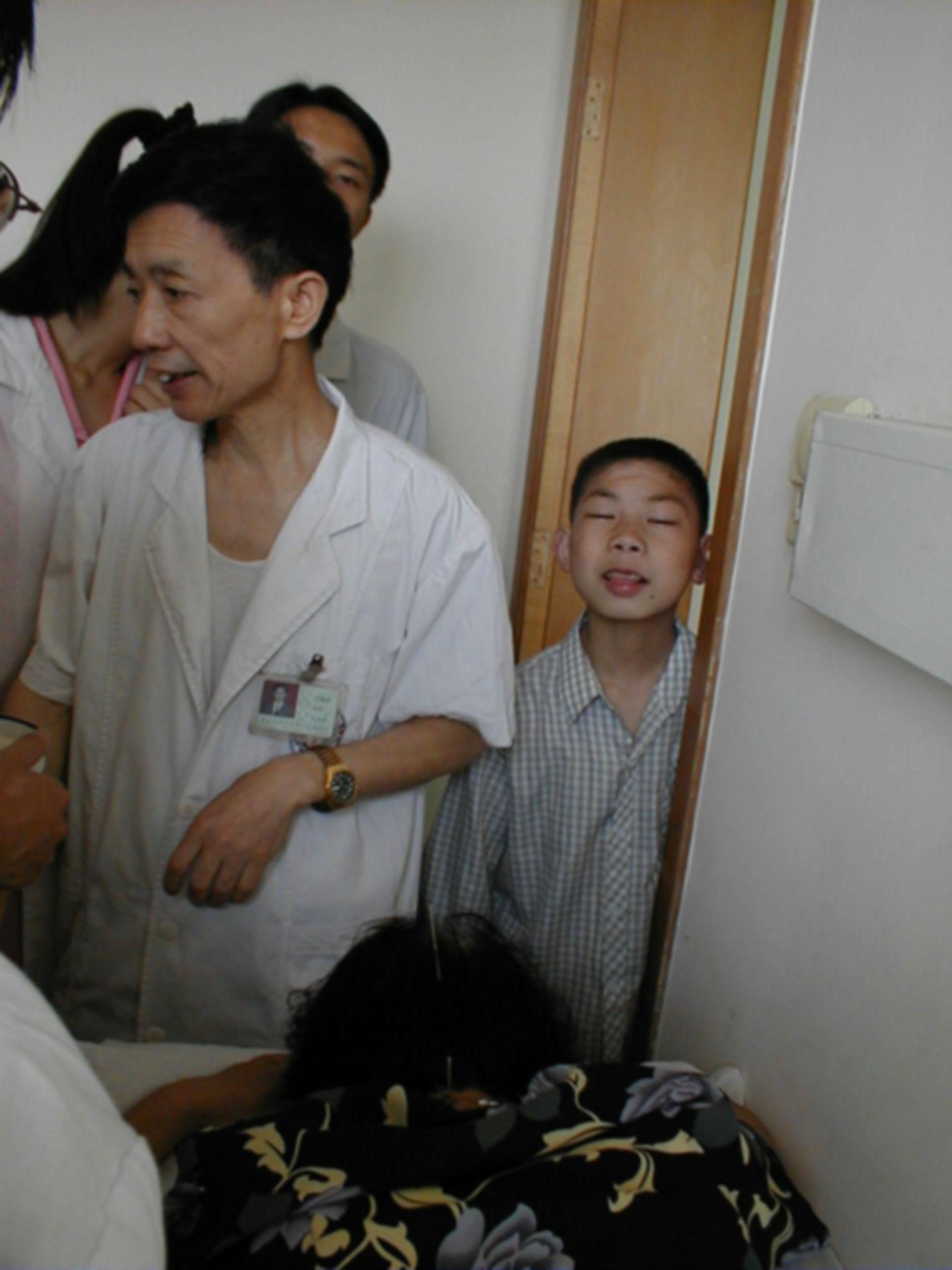 Traditionelle chinesische Medizin: Akupunktur