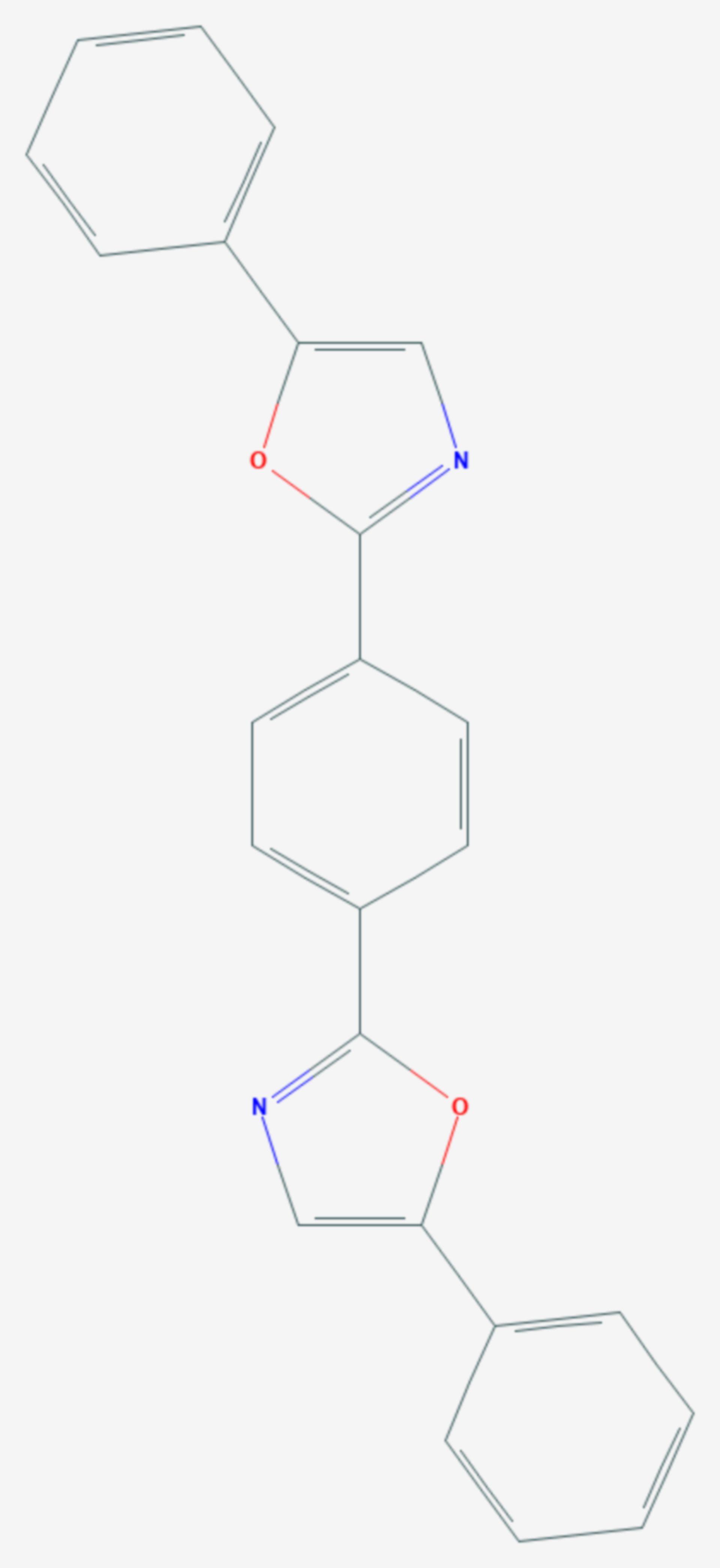POPOP (Strukturformel)