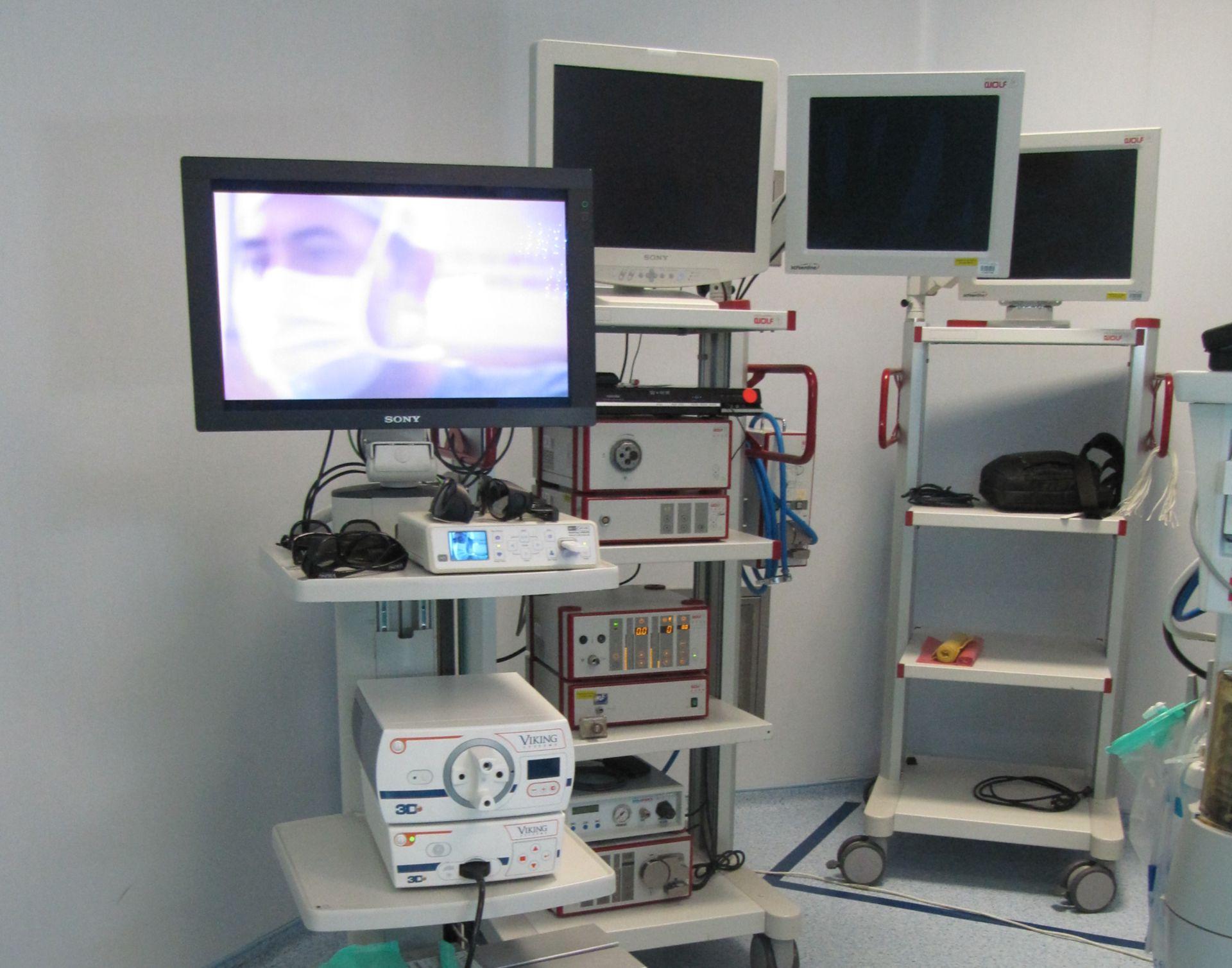 Viking 3D Laparoskop-System