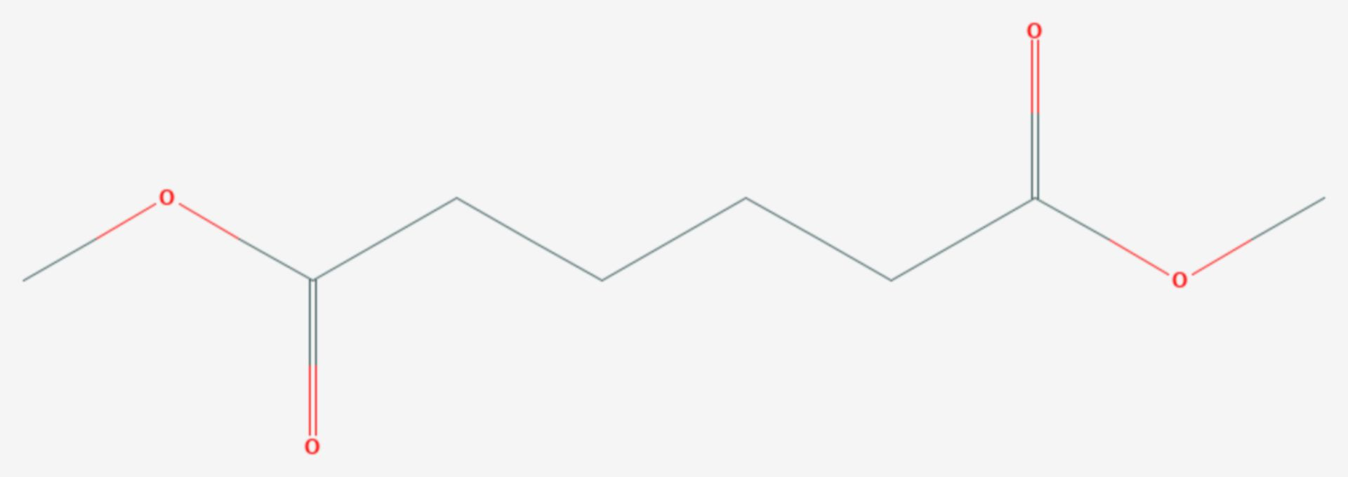 Dimethyladipat (Strukturformel)