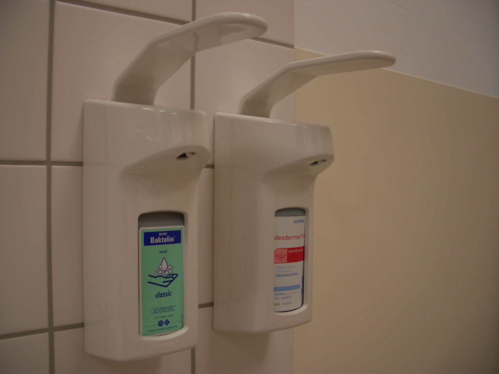 Hygiene Handreinigung