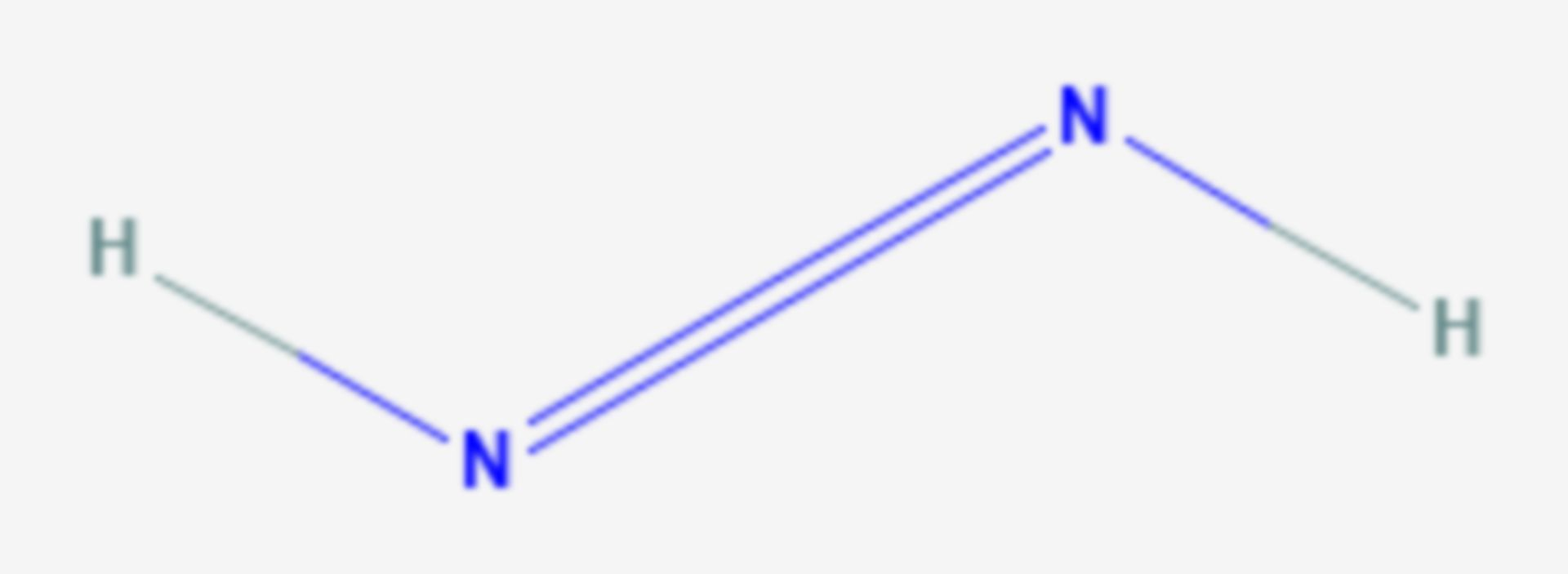 Diimin (Strukturformel)