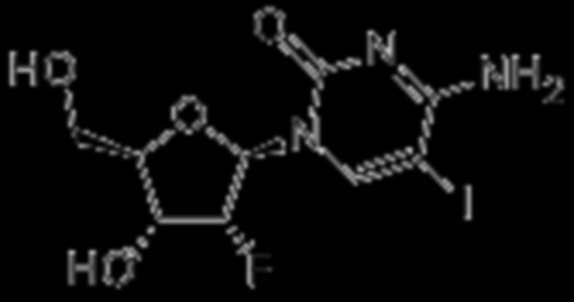 2'-DEOXY-2'-FLUORO-5-IODOCYTIDINE