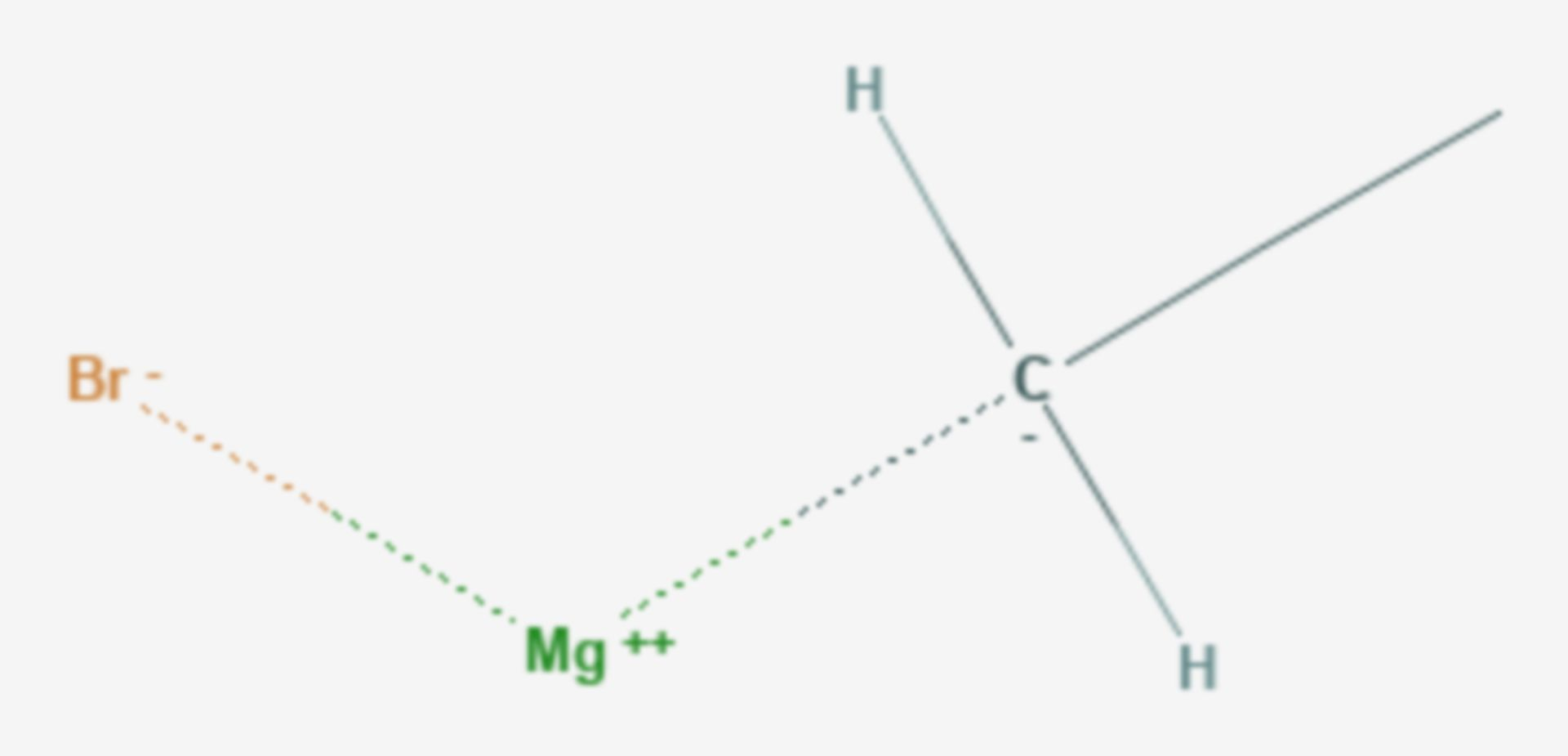 Ethylmagnesiumbromid (Strukturformel)